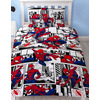 Spiderman Single Bedding - Metropolis