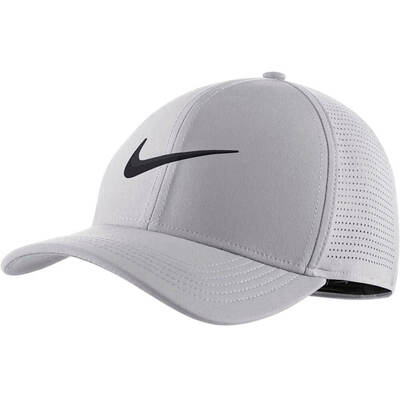 Nike Golf Cap NK Aerobill Classic 99 Wolf Grey AW19