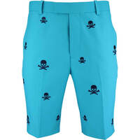GFORE Golf Shorts Killer Ts Tech Chino Bluebird SS19