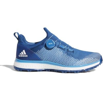 adidas Golf Shoes Forgefibre BOA Boost Dark Marine AW19