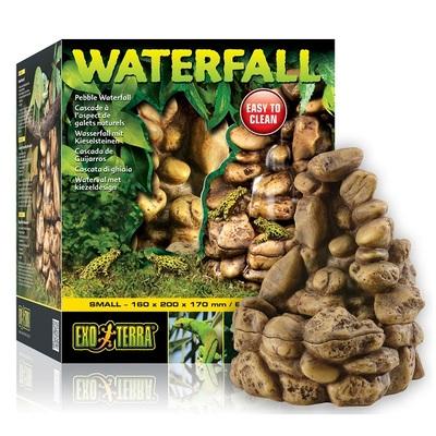 Exo-Terra Waterfall Pebble Design