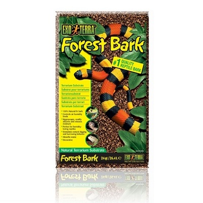 Exo-Terra Forest Bark Substrate