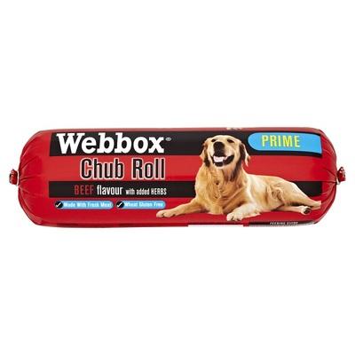 Webbox Dog Chub Roll