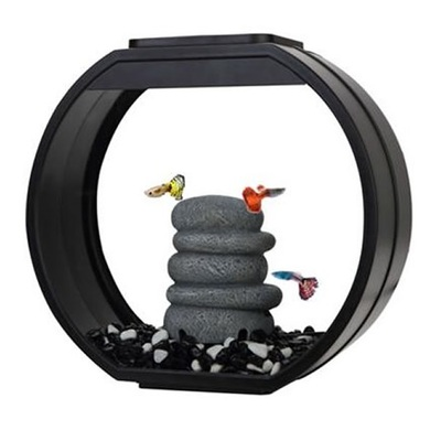 Fish 'R' Fun Round Deco-Mini Tank 10L