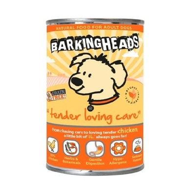 Barking Heads Dog Food 400g