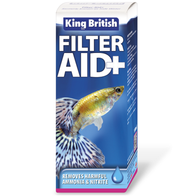 King British Filter Aid+ Treatment