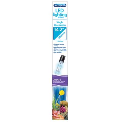 Interpet LED Bright Blue Moon Single Lighting System