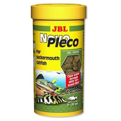 JBL NovoPleco Suckermouth Fish Food
