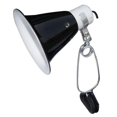 Komodo Dome Clamp Lamp Fixture