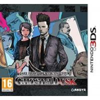 Image of Jake Hunter Detective Story Ghost of the Dusk