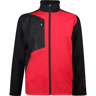 Galvin Green Waterproof Golf Jacket Andres Paclite Red AW19