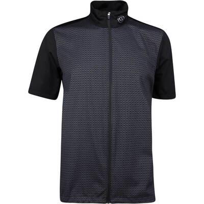 Galvin Green Golf Jacket Linus Interface 1 Black 2019