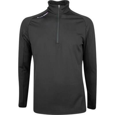 Galvin Green Golf Pullover Drake Insula Black SS20
