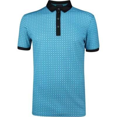Galvin Green Golf Shirt Monte Bluebird SS19