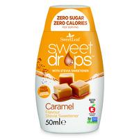 SweetLeaf Sweet Drops Caramel 50ml