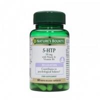 5-HTP 50mg with Nicain & Vitamin B6 60' s
