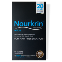 Nourkrin Man For Hair Preservation 60's
