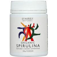 Spirulina (100% Organic) 100g