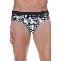 Bruno Banani Zebra Life Swim Mini Brief