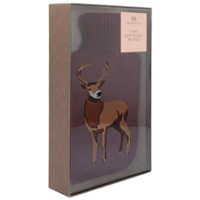 Aroma-Home-Burgundy-Highland-Stag-Hot-Water-Bottle