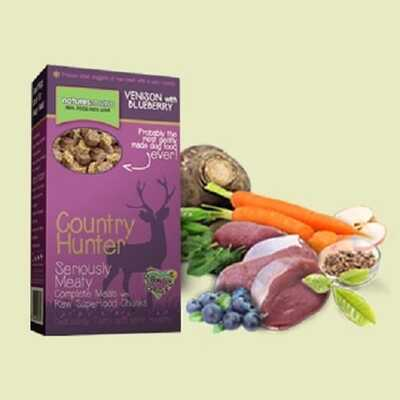 Natures Menu Country Hunter SuperFood Crunch