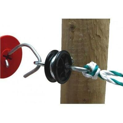 Hotline P28 Electric Fence Gate Handle Anchors (Bulk) - 2 Anchors