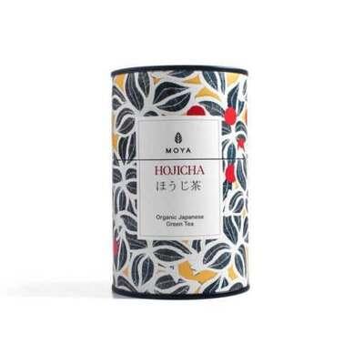 Moya Hojicha Organic Japanese Green Tea 60g