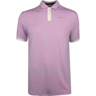 Nike Golf Shirt Vapor Solid Lilac Mist SS19