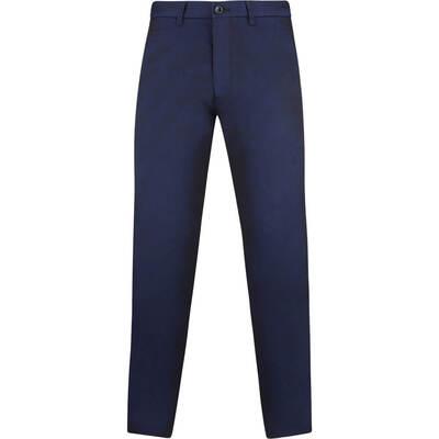 BOSS Golf Trousers Leeman 3 9 Chino Navy PF19