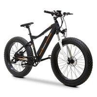 Image of Enhance 48v 350w Electric Fat Tyre Mountain Bike E-Bike