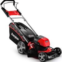 Energizer TDE-46N 40v 4-in-1 Hi-Wheel Cordless Lawnmower...