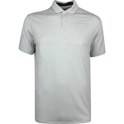 Nike Golf Shirt Vapor Floral Jacquard Pure Platinum SS19