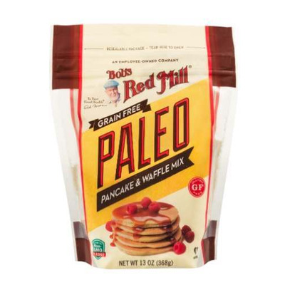 Bobs Red Mill Grain Free Paleo Pancake & Waffle Mix 368g