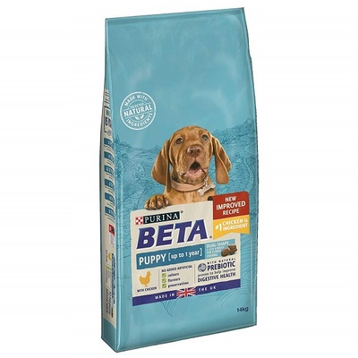 Purina Beta Puppy Chicken Dog Food