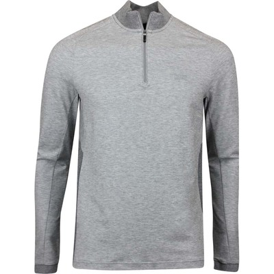 BOSS Golf Pullover Piraq Grey Melange FA19
