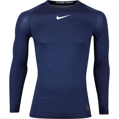 Nike Golf Base Layer LS Nike Pro Shirt Obsidian AW19