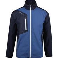 Galvin Green Waterproof Golf Jacket - Andres Paclite - Navy AW19