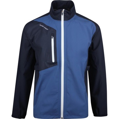 Galvin Green Waterproof Golf Jacket Andres Paclite Navy AW19