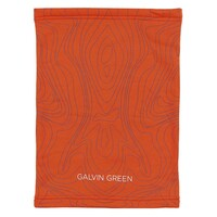 Galvin Green Golf Snood - Donny Insula - Rusty Orange AW19