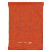 Galvin Green Golf Snood - Donny Insula - Rusty Orange AW19