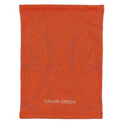 Galvin Green Golf Snood Donny Insula Rusty Orange AW19