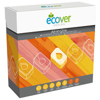 Image of Ecover-All-In-One-68-Dishwasher-Tablets
