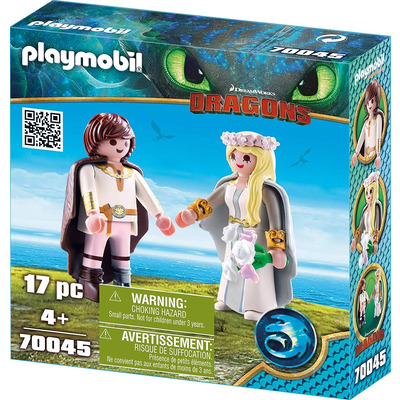 Playmobil DreamWorks Dragons Astrid And Hiccup