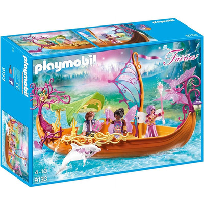 Playmobil Fairies Floating Enchanted Fairy Ship