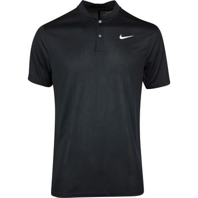 Nike Golf Shirt NK Dry Victory Blade Black SS20