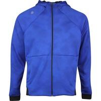 Galvin Green Golf Jacket - Dolph Insula Hoodie - Surf Blue SS20
