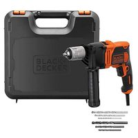 Image of Black & Decker 850W Corded Hammer Drill