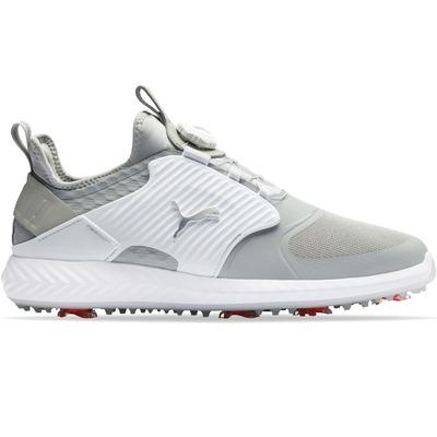 PUMA Golf Shoes Ignite PWRADAPT Caged Disc White 2020
