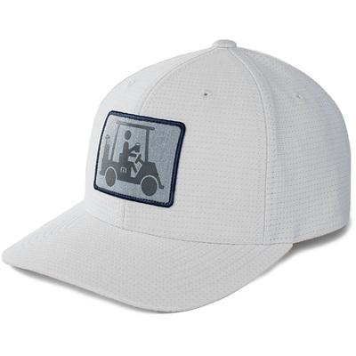 TravisMathew Golf Cap El Capitan Snapback Microchip SS20