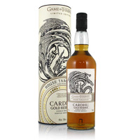 House Targaryen, Cardhu Gold Reserve Game of Thrones Whisky Collection